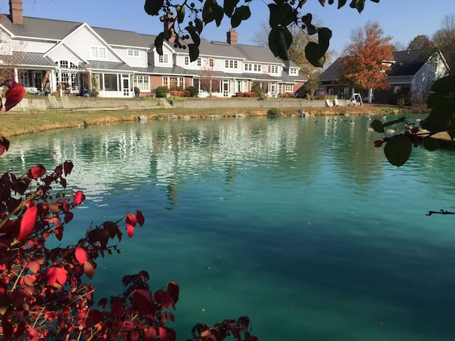 Willow Creek on The Pond In Historic Jonesborough