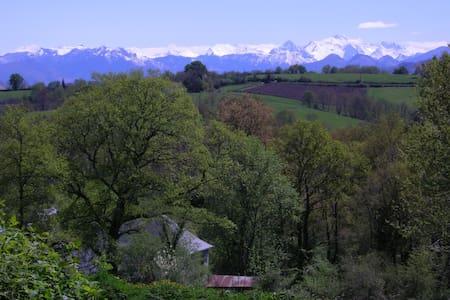 Farmhouse with  mountain views - Moncayolle-Larrory-Mendibieu