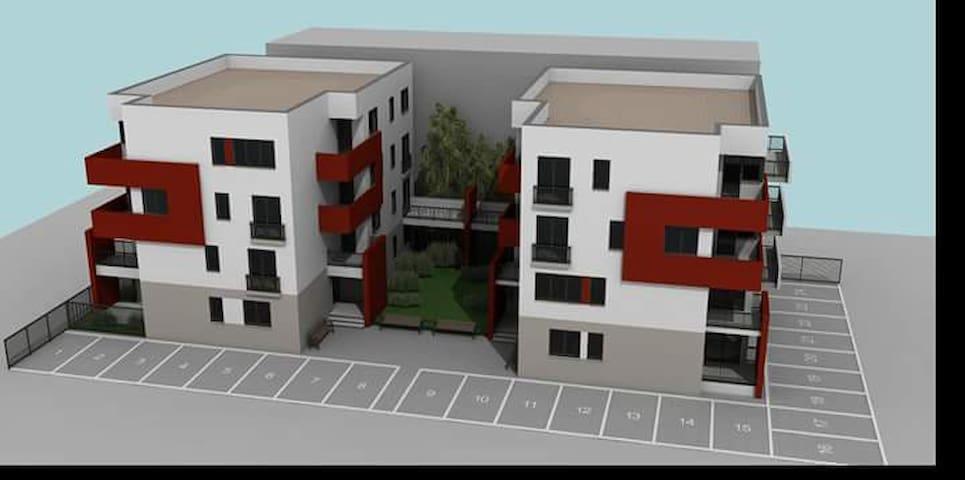 Apartament Mamaia Nord - Mamaia-Sat - Daire