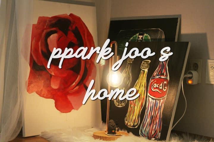 PPARK JOO's HOME203호 [파티금지]     𝙿𝙿𝙰𝚁𝙺 𝙹𝙾𝙾'𝚜 𝙷𝙾𝙼𝙴#1