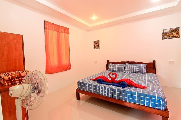 Baan Tai house with fan