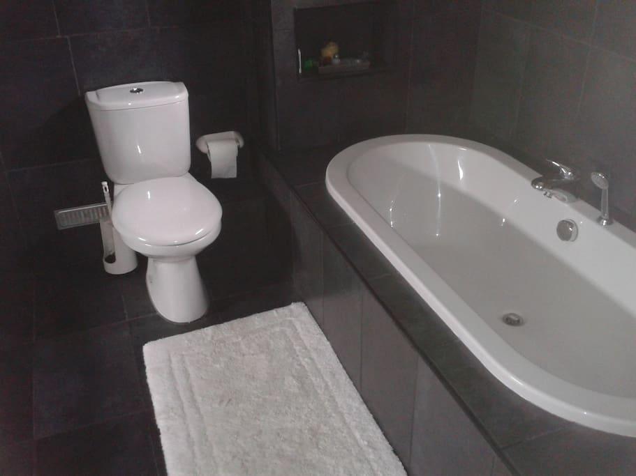 Sole use of bathroom.