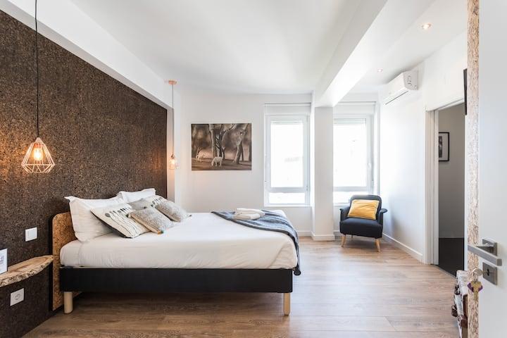 Cork Bedroom, Lisbon Airport Suites
