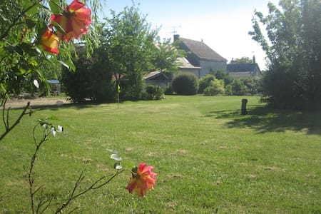 Character Village House In Loire - Civray-sur-Esves