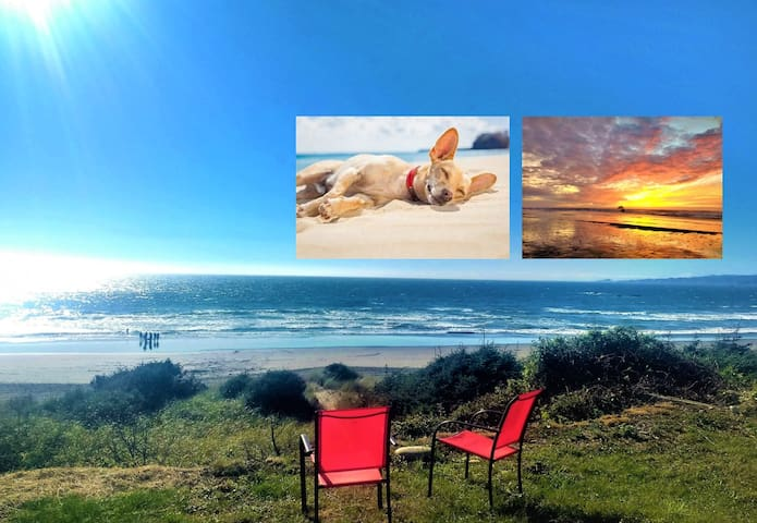 BEACHFRONT-Super Low Fall-Winter rates-Book Now!