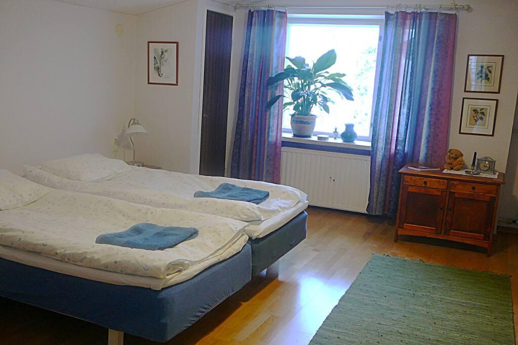 Vuokrattava huone