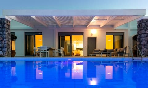 Villa Emerald in Lindos with swimming pool