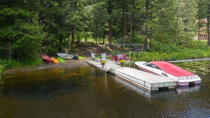 Winsome Silver Lake Perfect for family groups!