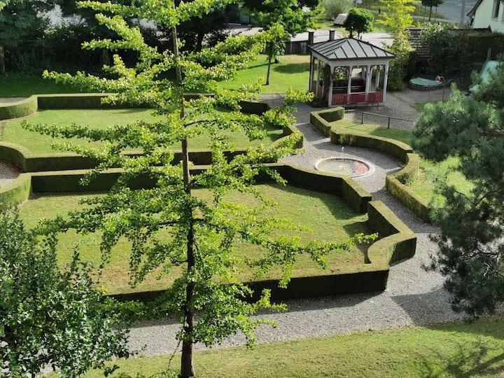 Wohnen im Park nahe Altstadt Zofingen