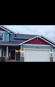 Northern Colorado Two Bedroom Home! - Severance  - Casa