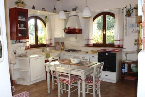 """CASA DONELLA"" a few minutes from San Gimignano"
