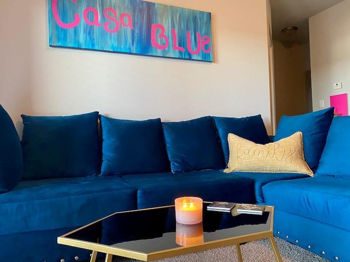 CASA BLUE - Quiet, Peaceful & Private