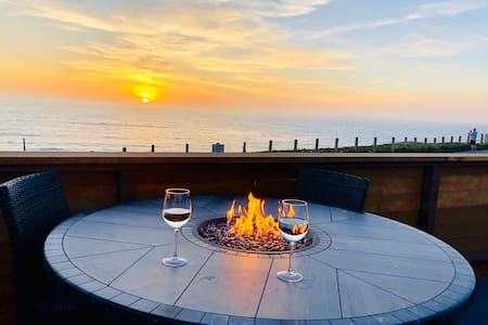 Pacific Oceanfront Retreat, 15 mins to SF & SFO