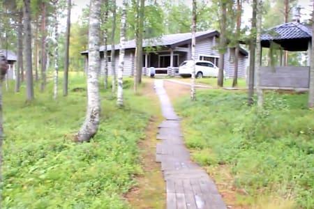 Коттедж на берегу озера в Финляндии - Taipalsaari - Byt