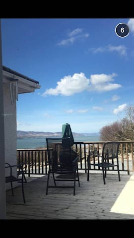 Suil Nua - 3 En-suite rooms - Stunning views - Buncrana - Penzion (B&B)