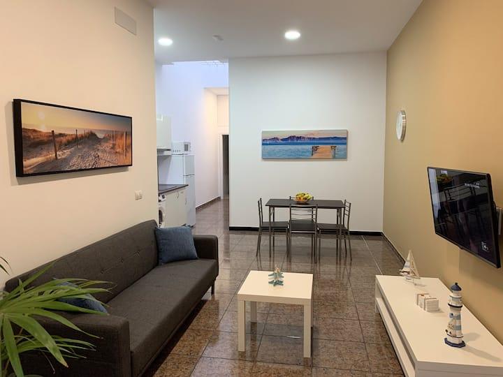 Apartment Sanhouse - Pozo Izquierdo Beach
