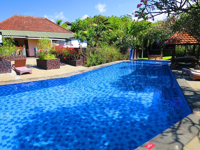 Tulamben Liberty Double Standard Resort Room