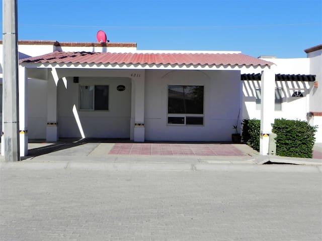 Casa Moreland, Puerto Peñasco, Sonora, México.