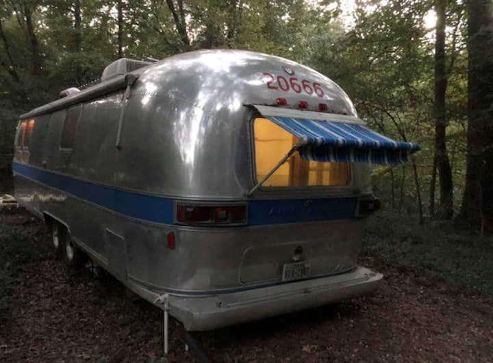 Airstream Avalon/Sept.Special= 3rd night free!