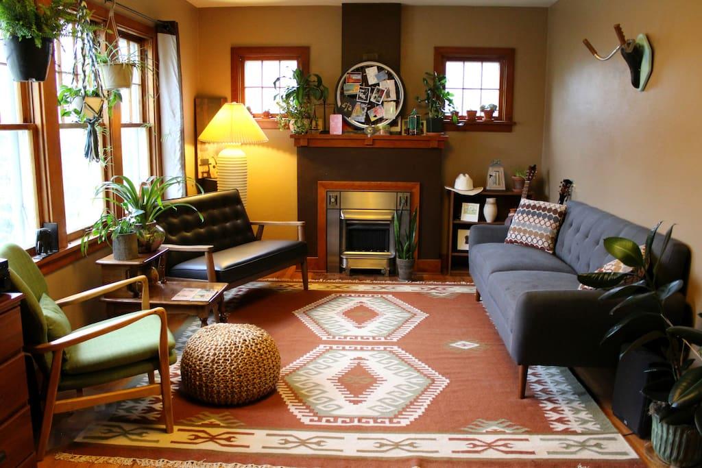 Living Room (Upstairs)