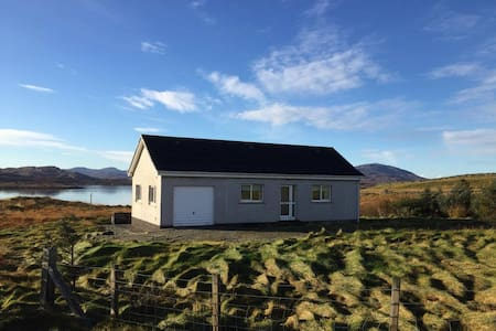 Taigh Solas Self Catering Cottage - Hacklete - Bungalov