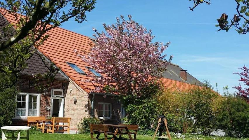 Landhaus Kaisershof - Ferienwohnung auf dem Land