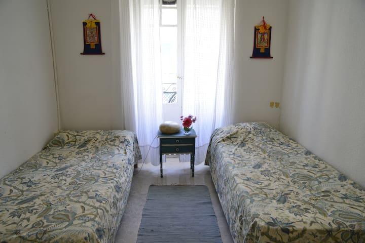 Habitaci n tranquila en calle salamanca flats for rent - Calle valencia salamanca ...