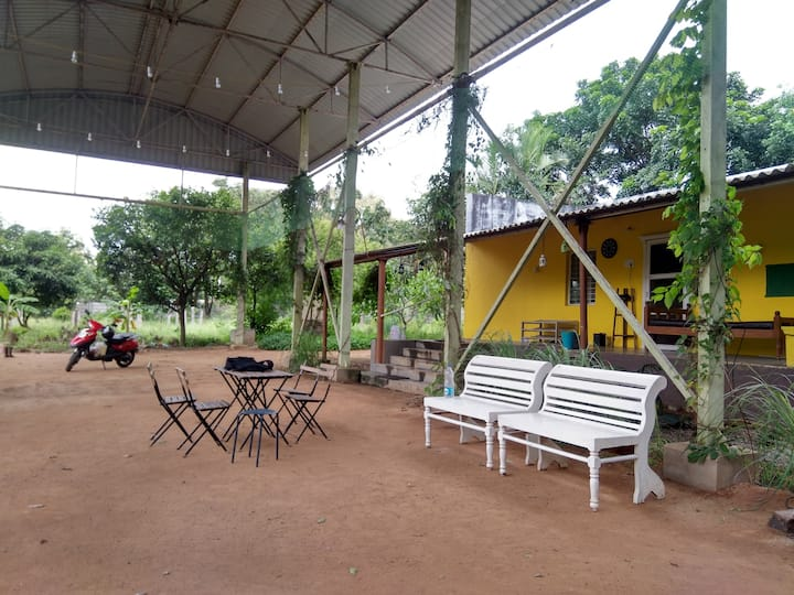 Hornbill Farm Resort 🚜