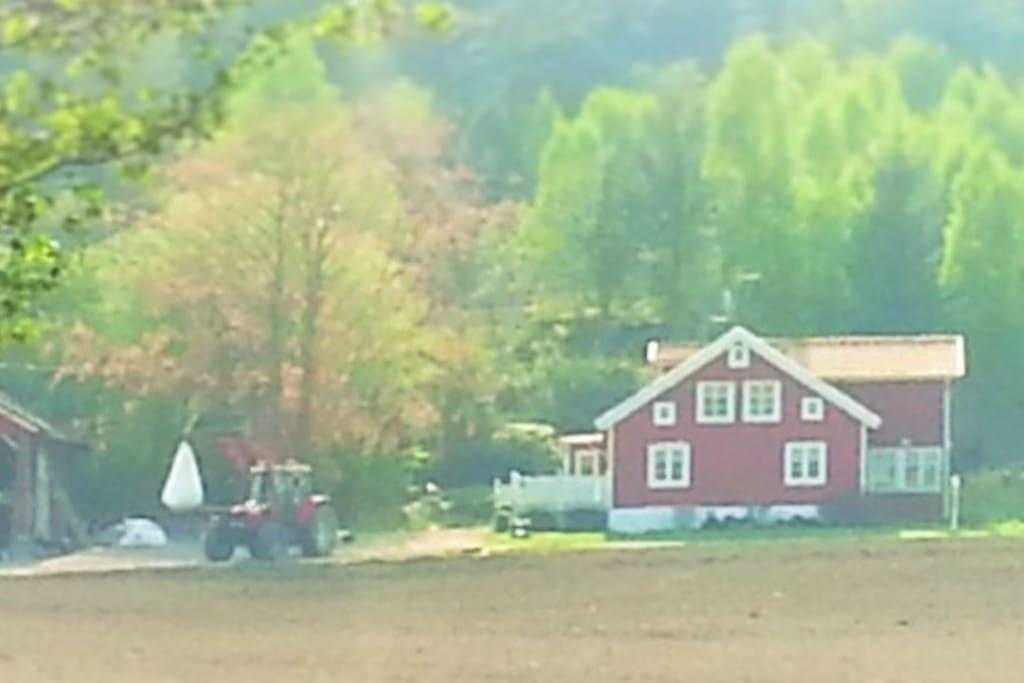 Lundens Gård Mangårdsbyggnad