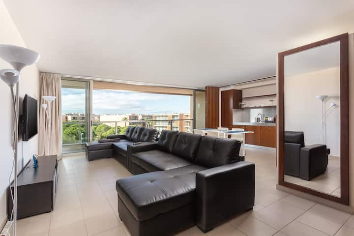 Salgados apartment - sun, sea, golf & 7 pools - XB