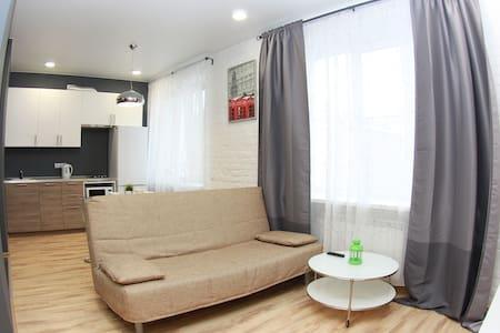 АльфаАпартаменты: лофт в центре - Омск - 公寓