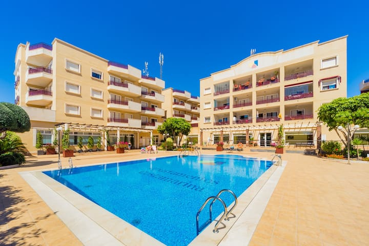 Beautiful apartment in Cabo Roig, walking to beach