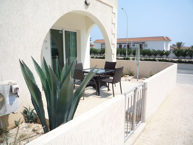 Lovely 1 bedroom Apartment Protaras - Protaras - Appartement