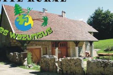 LES WAZUNGUS - Hauteville-Lompnes