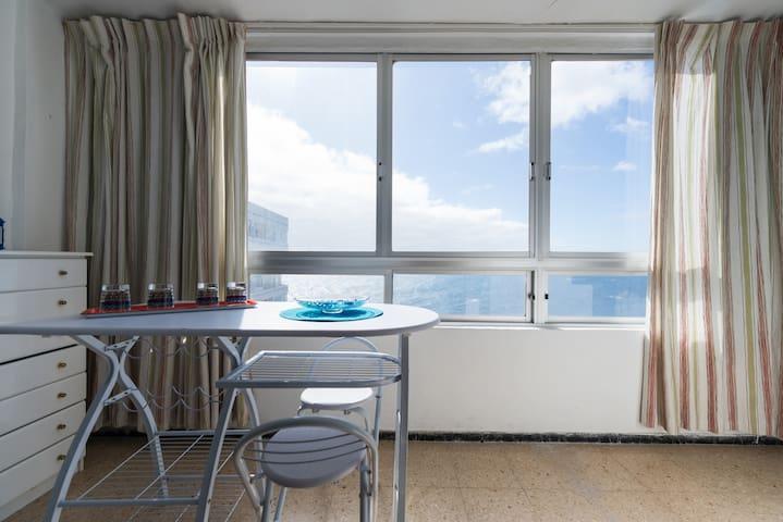Fantástico apartamento en el mar OFERTA  AGOSTO/SE