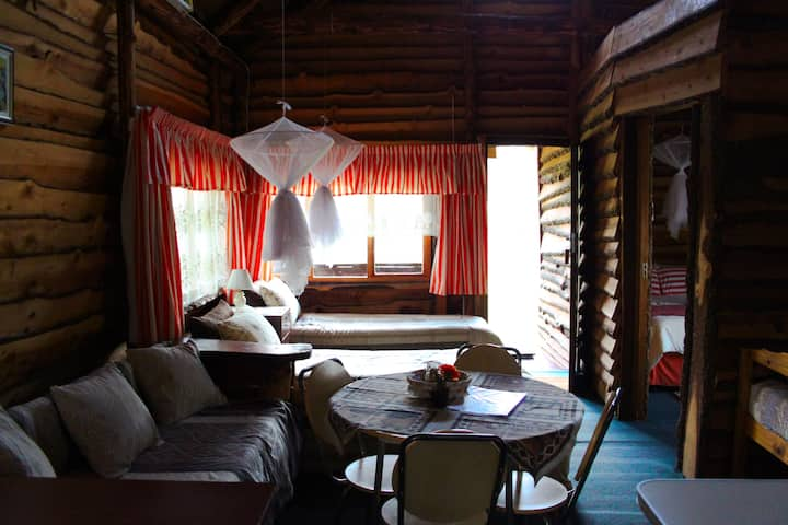 Cosy Cabin (Eingedi Retreat)