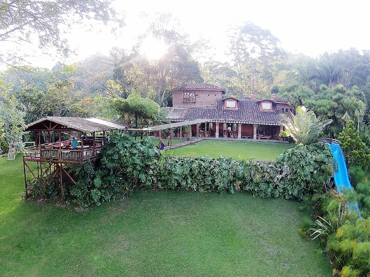 Countryside magnificent Villa!