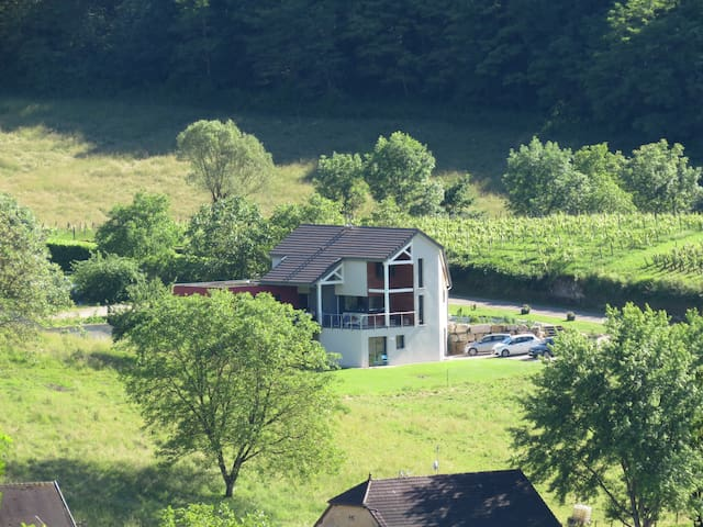 Chambre d'Hôtes en Vallot - Grusse
