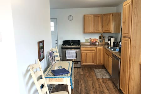 Cozy Apartment Steps from  Bethel Woods