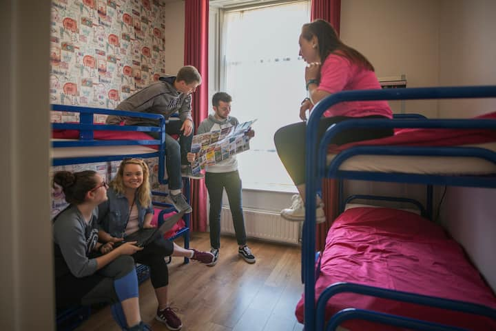 Ashfield Hostel: 1 Bed in 4 bed Mixed dorm EnSuite