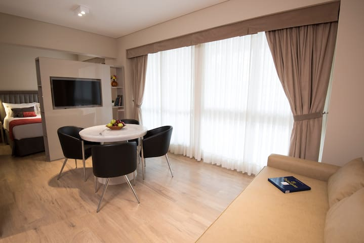 Brand new apartment, very spacious - Recoleta