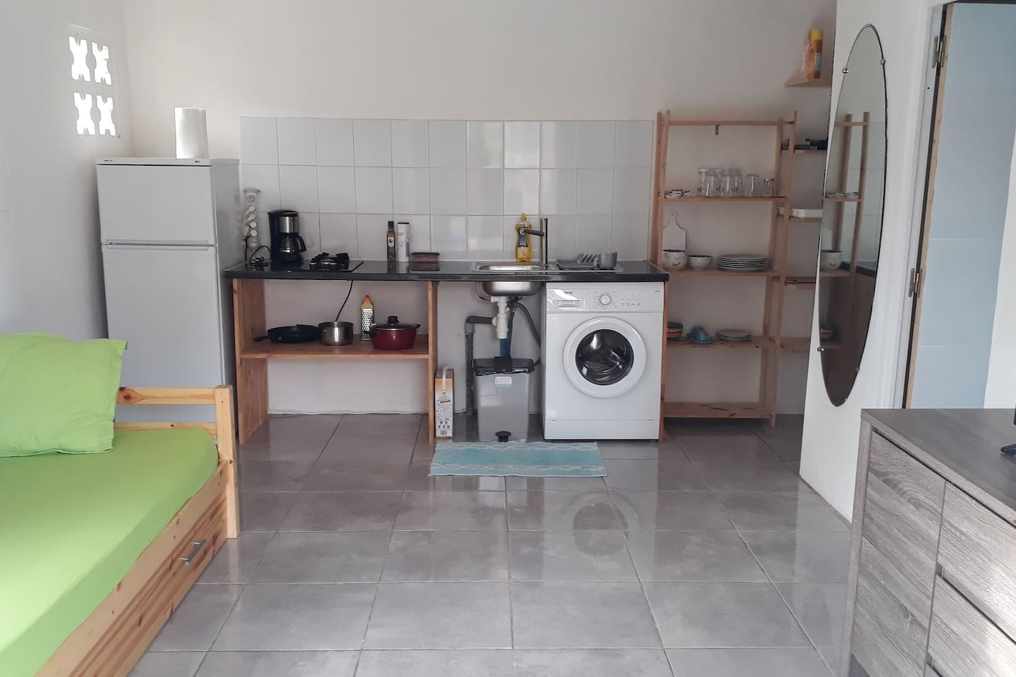 appartement type T2