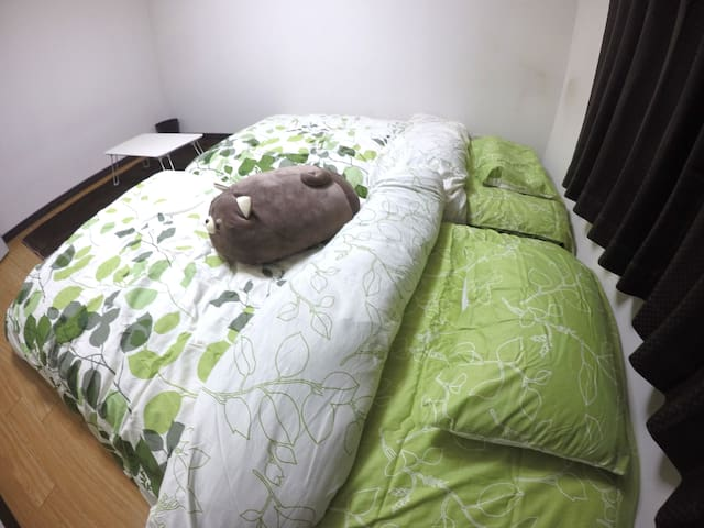Arashiyama/1min-MatsuoSta/Free PocketWifi,Bicycle - Nishikyō-ku, Kyōto-shi - Appartement