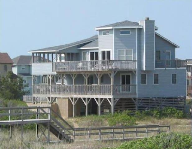 Unobstructed Views! Short Walk to the Beach!