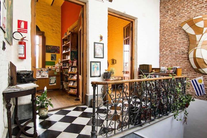 Habitación privada en casa restaurada del s. XIX
