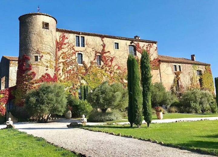 """Château de Villarlong """"Bandiagara"""""""