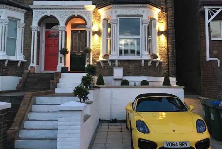 Luxury Ensuite Bedroom in Stunning Victorian House - Londres