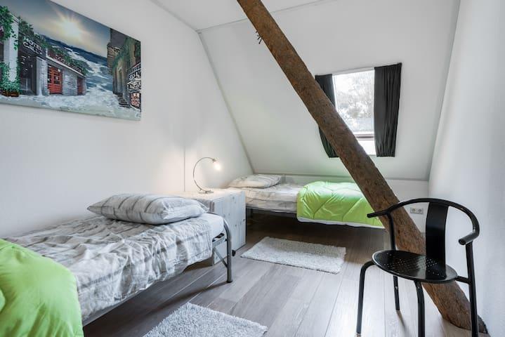 slaapkamer/ bedroom