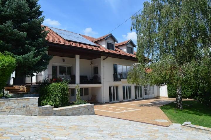 Luxury House With Indoor Pool Near Belgrade