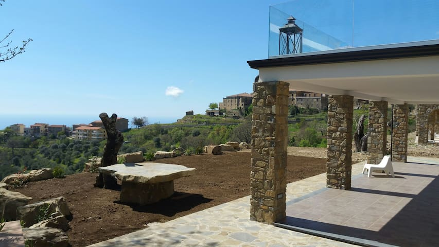 NEW PANORAMIC APARTMENT | VILLA ANTHEA - Acciaroli - Pis